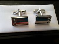 Men's cufflinks/accessories- BOXED- ideal christmas gift