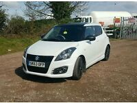 Suzuki Swift 2013 sport - LPG