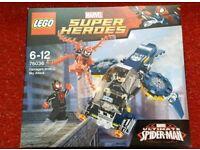 Lego spiderman set bnib 76036