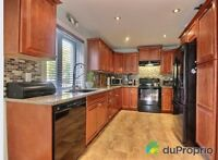 Dorval south house for rent
