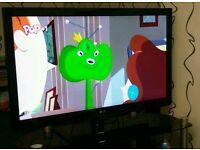 LG 42 Inch LED Tv Full HD Ready Model Number 42LE4500 Ultra Slim