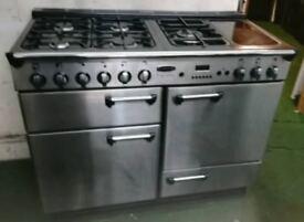 Range master professional range cooker