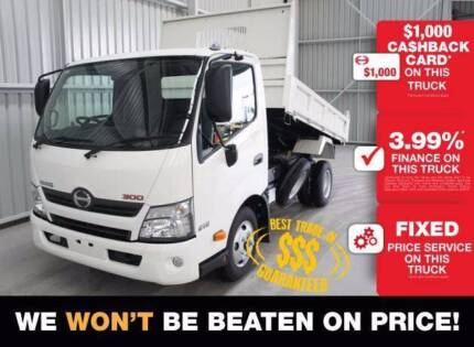 2014 Hino 300 Series Trade Ace St Albans Park Geelong City Preview