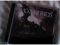 Black Veil Brides Band Merch Bundle
