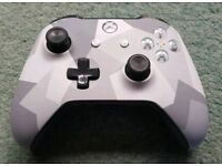 Xbox one winter forces special edition controller