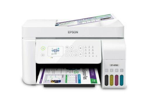 NEW Epson EcoTank ET-4700 All-in-One Supertank Printer - SHI