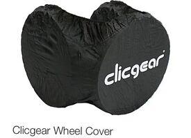 Clicgear trolley wheel covers