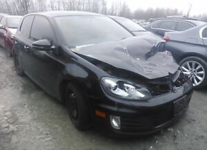 2011 GTI MK6 complete part out 2010 to 2014 parts