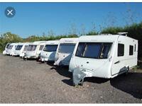 Outdoor Caravan Storage