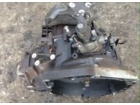 Vauxhall vectra zafira Astra m32 gearbox