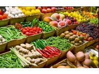 Market Stall /Fruit & Veg Stall / Plant Stall