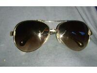 Chanel aviator sunglasses CH4195Q
