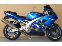 Kawasaki ZX-9R ninja £1700