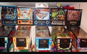 WANTED PINBALL MACHINES CASH IMMEDIATELY Perth Perth City Area Preview