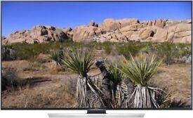SAMSUNG 55 SMART 3D UHD 4K VOICE CONTROL 1000HZ FREESAT & FREEVIEW HD