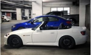 2003 Supercharged Honda s2000