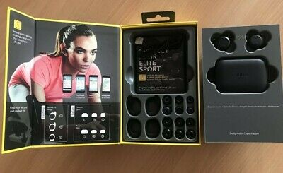 Jabra Elite Wireless Sports Earbuds with heart rate monitoring(Authentic) Refurb