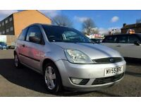 2005 FORD FIESTA 1.2 ZETEC++ONLY 83000 MILES++FULL SERVICE HISTORY++