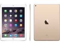 iPad Air 2 Gold 64gb Brand New / Sealed