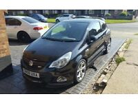 VXR CORSA 2009 1.6 turbo petrol low mileage