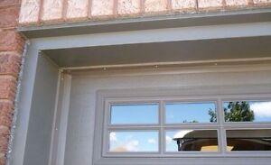 Aluminum Window Door capping Stratford Kitchener Area image 1