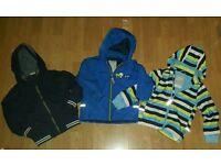 Boys jackets 1.5-2.5 y