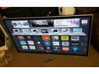 Panasonic viera 43 inch supper slimline 3D smart led tv