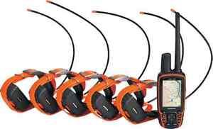 Brand New Garmin Astro 320 T5 Mini Multiple-Dog Training Bundle