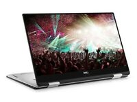 DELL XPS 15 - 2 in 1 Laptop - 4k Touch Screen