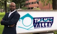 Who's running for Thames Valley School Trustee?