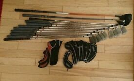 Golf clubs, mens