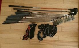 Golf clubs, mens, Nicklaus