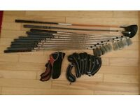 Golf clubs, mens, Nicklaus