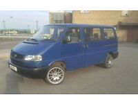 VW T4 Carravelle 2.4