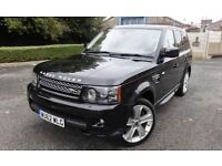 2012 LAND ROVER RANGE ROVER 2.7 ESTATE