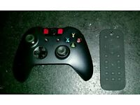 Xbox one control and remote