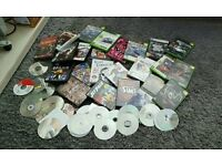 Collection of scratched CDS for DIY, Upcycling