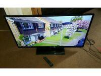 E-motion 50 inch super slim led full HD 1080p with remote control