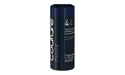 Estel HAUTE COUTURE Powder for hair volume MOIRE Strong fixation 4.4-BEST