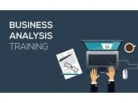Business Analysis trainer (£21 per hour)