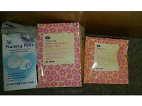 Breast pads