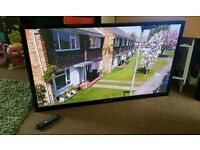 Samsung 46 Inch full HD excellent condition fully working with remote control