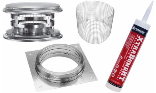 DuraVent • DuraTech - Chimney Vent System for Pizza Ovens. DuraVent Chimney Kits