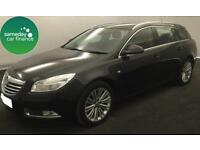 £180.60 PER MONTH BLACK 2013 VAUXHALL INSIGNIA 2.0 CDTi TECH LINE DIESEL MANUAL