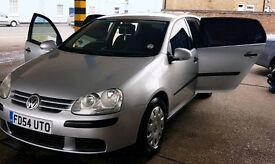 Golf diesel 1.9 TDI 107K Genuine miles 3 Former Keepers - tinted windows - Full service history
