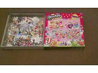 Shopping puzzle set