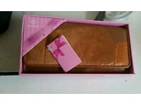 Brand new real leather purse, wallet for sale