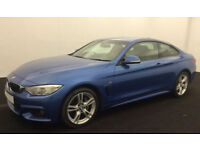BMW 435 M Sport FROM £93 PER WEEK!
