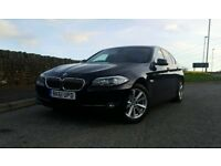 BMW 520D SE 5 SERIES F10 SEMI-AUTO SAT NAV FINANCE AVAILABLE