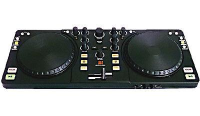 Mr. Dj MVDJ-4000 USB DJ Controller Built-In Sound Card